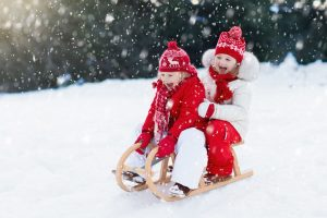 10 tracks to get off with tobogganing
