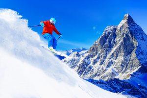 Le 10 piste più ripide delle Alpi