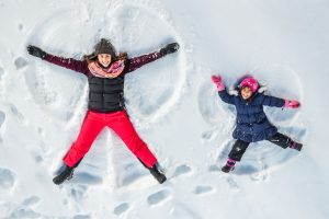 Top 10 locations to bring children closer to the Snow
