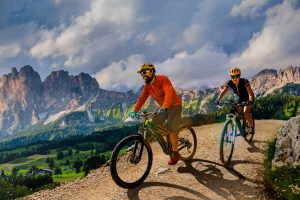 I top 5 sport praticati in montagna d'estate