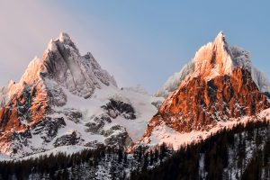 Alps_mountains_IT_facts_sunset