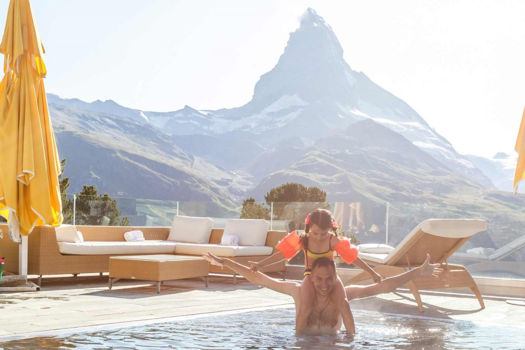 Qual è la piscina all' aperto più alta d'Europa?